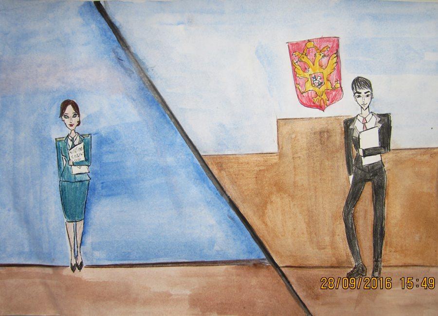 Конкурс рисунков кем быть москва