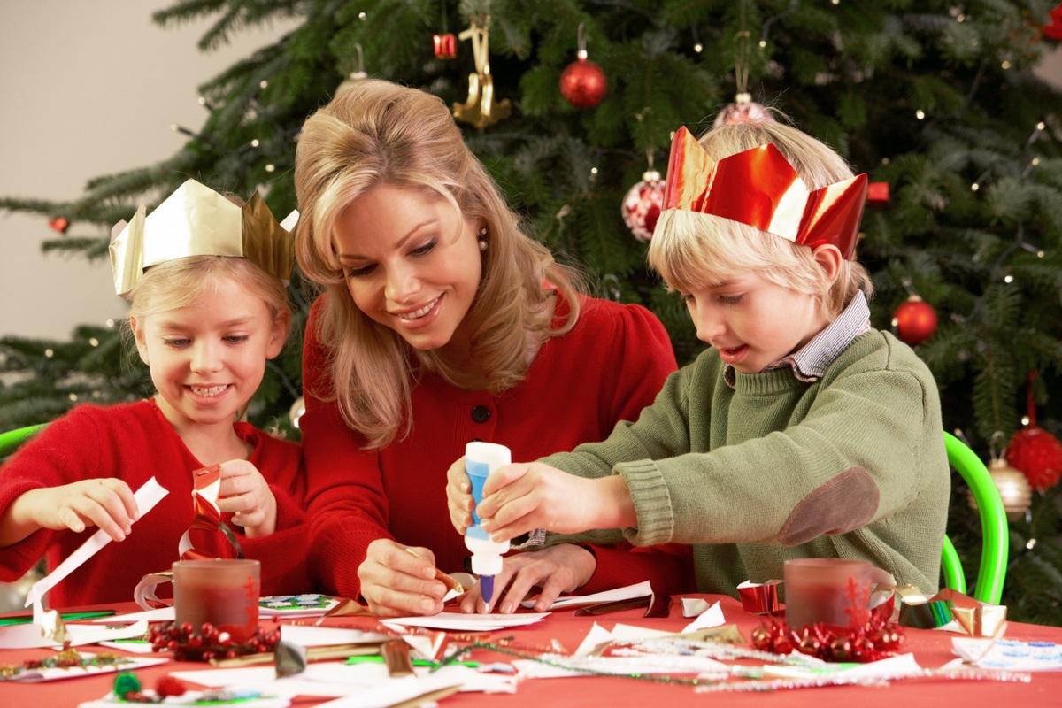 Как сделать новогодний подарок родителям своими руками